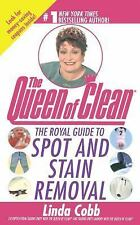 The Royal Guide to Spot and Stain Removal by Linda Cobb (2010, Paperback)