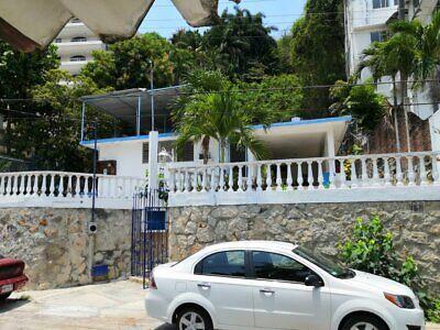 Terreno en venta 510M2 mas construcción en Club Deportivo Acapulco