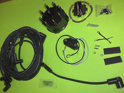 Mercruiser Thunderbolt  V6 Ignition Sensor Tune-Up Kit Cap Rotor 87-892150Q02