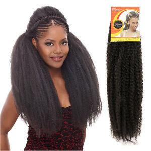 Femi 100 Kanekalon Synthetic Afro African Kinky Twist