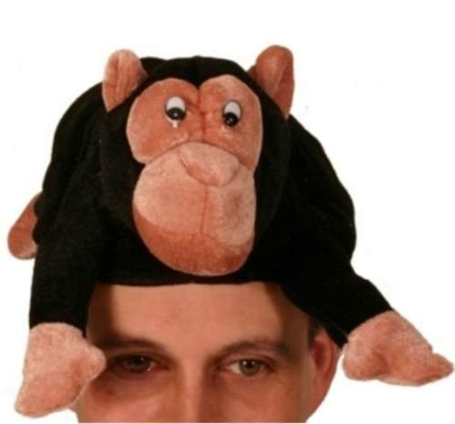 Funny animal hat joke gift stag party welsh dragon bat spider crocodile horse