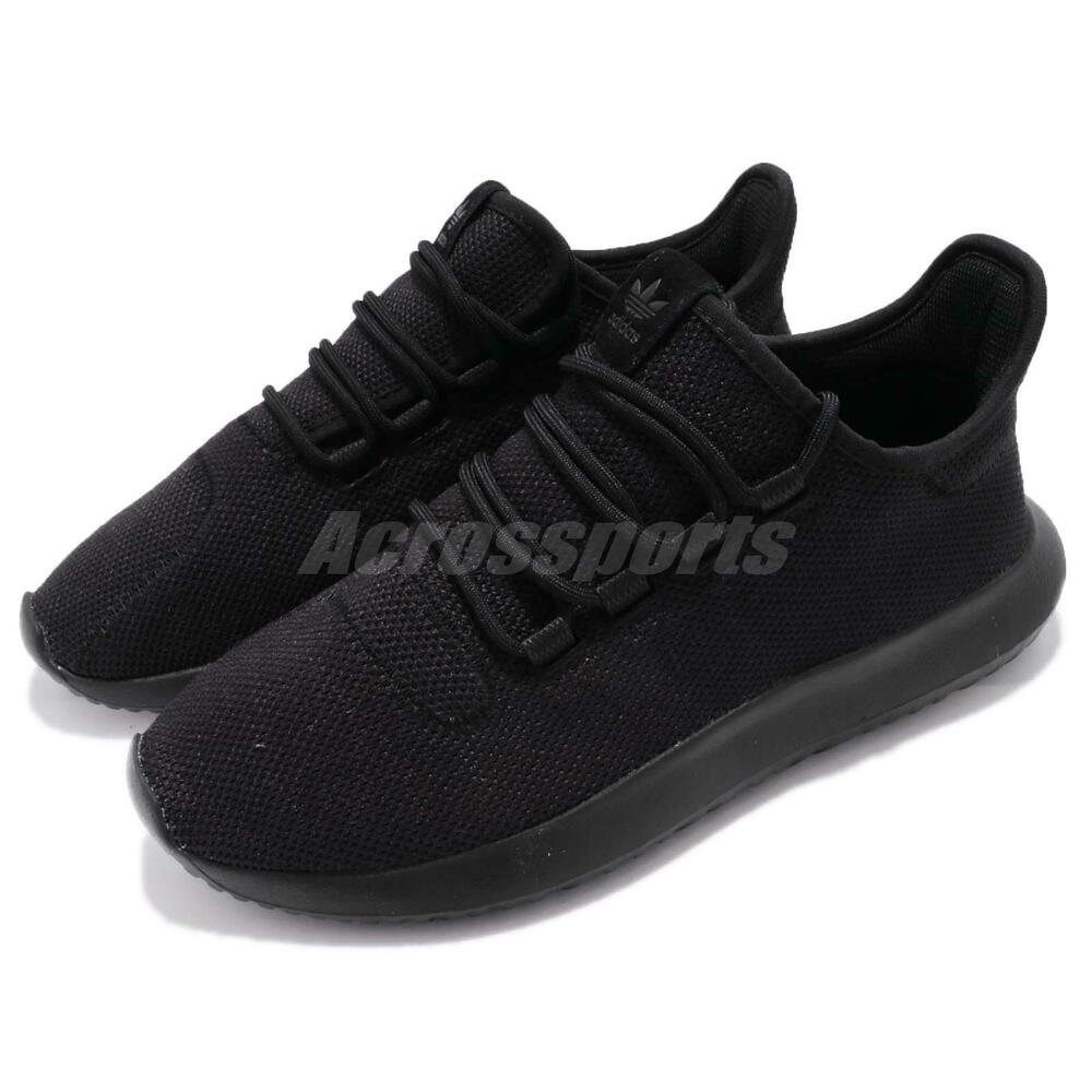 adidas Originals Tubular Shadow Triple noir homme fonctionnement chaussures Sneakers CG4562