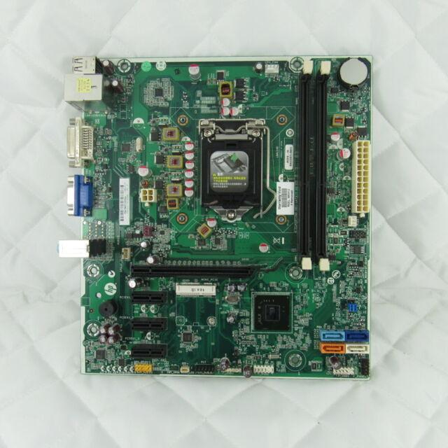 HP Pro 3300 MT Desktop Motherboard System Board 656598-001