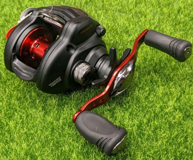 Daiwa Megaforce 100THS 7.3:1 Right Hand Baitcast Fishing Reel MF100THS