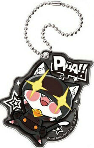 Acrylic Key Chain Anime Manga NEW Persona 5 Morgana Pita!