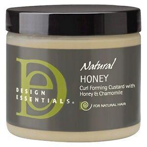 Design Essentials Natural Honey Curl Forming Custard 8 Ounce Ebay