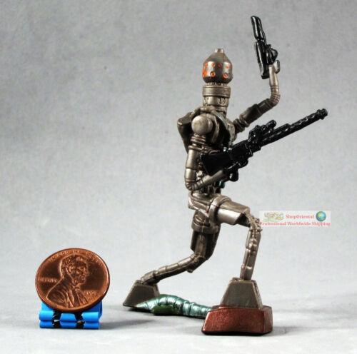 Hasbro Star Wars 1:32 Toy Soldier Figure Assassin Droid Phantom Menace S78