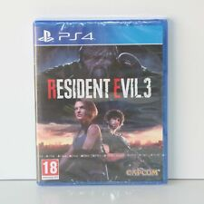 Resident Evil 3 - Remake - Sony PlayStation 4 PS4 Game - New & Sealed