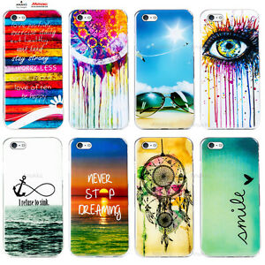 Custodia-Cover-Design-Estate-Sogni-Per-Apple-iPhone-4-4s-5-5s-5c-6-6s-7-Plus-SE