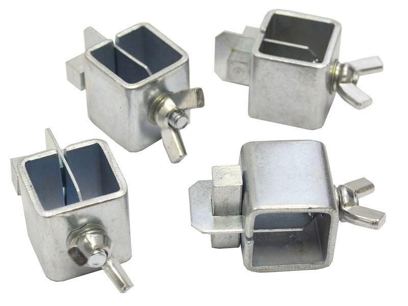 Faithfull-sheet metal butt welding welding butt clamps 4 pièce 6f59ad