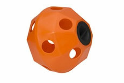 PROSTABLE HAYBALL LARGE HOLES - orange - TRL2945