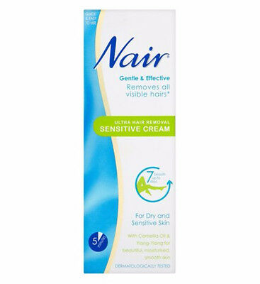 Nair Sensitive Hair Removal Cream 200ml Ebay