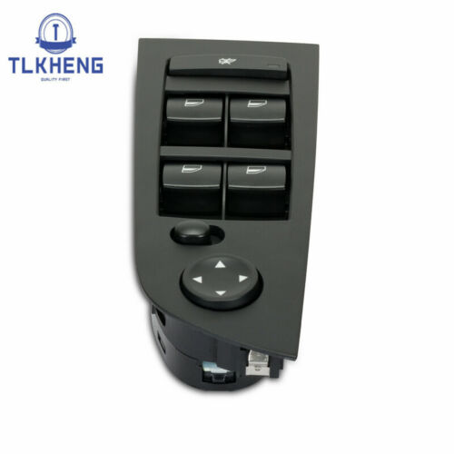 61319217329 Master Power Window Switch For BMW E90 E91 318i 320i 325i 335i