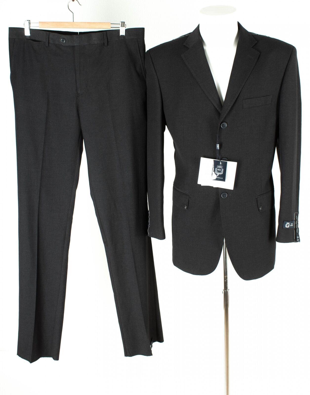 REA Anzug Slim Fit NEU Gr. 54 Drop 6     | Feinen Qualität  | Langfristiger Ruf  | München Online Shop