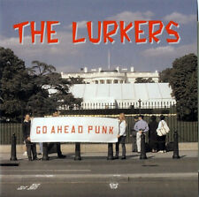 "LURKERS, THE Go ahead punk 7"" Vinyl Single (1999, Empty)"