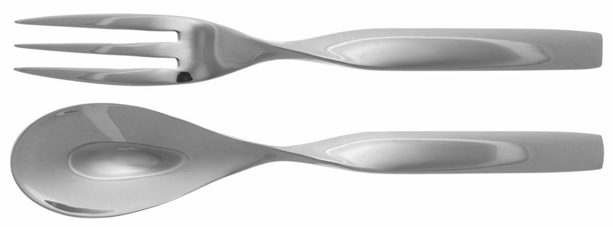 Sasaki Double Helix Inoxydable Serving Set 8238663