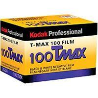 1 Roll Kodak Tmx 135-24 T-max 100 Black & White Negative 35mm Print Film