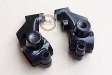 YAMAHA DT125 DT175 DT250 DT400 RD200 HANDLE LEVER HOLDER BRACKET L/R