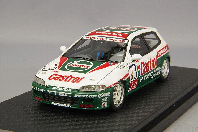 diseño único 1 43 43 43 Hpi IG Modelo De Encendido Honda Castrol Civic EG6 1994 N1   73 IG0453  promocionales de incentivo