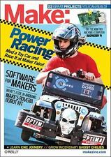 Power Racing Vol. 33 : Mod a Toy Car and Race It at Maker Faire! (2013,...