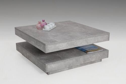 Apollo 004408 Beton Couchtisch - Grau | Ebay