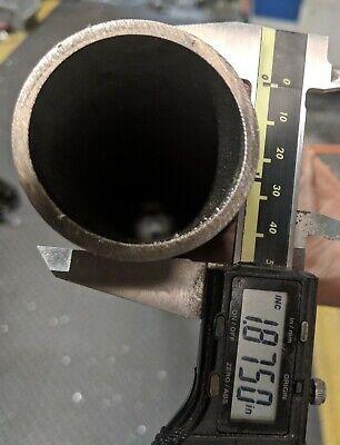 "1.126/"" x .035/"" x 20/"" Titanium Grade 9 Tube Seamless 3al-2.5v Round Tubing"