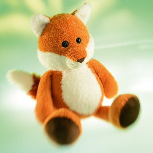 Rudolph Schaffer Animal Collection, Henry The Fox, Plush Soft Toy Gift Baby