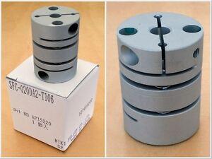 Wellenkupplung-Servo-Echt-Flex-Kupplung-6-10-mm-neuwertig-OVP