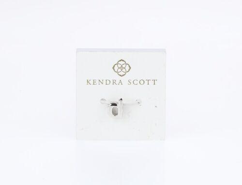 Kendra Scott 121544 Initial d Silver Bead Charm