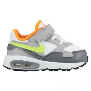 Nike-Air-Max-ST-Scarpa-Sneakers-Junior-Col-Grigio-tg-21-33-OCCASIONE