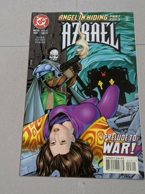 Azrael #23 November 1996 DC Comics Batman