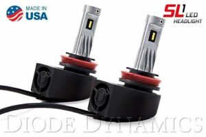 Diode-Dynamics-9005-SL1-LED-Headlight-with-Anti-Flicker-pair-Authorized-Dealer