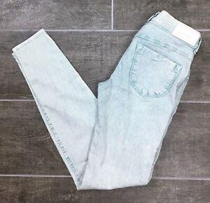 Diesel-Women-s-Livier-Ankle-Jeans-0672M-Super-Slim-Jegging-Low-178-NWT