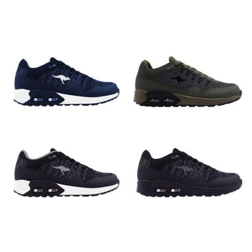 KangaROOS Blue Kanga x 5000 Chaussures Low Cut Sneaker Baskets Lacets 18218