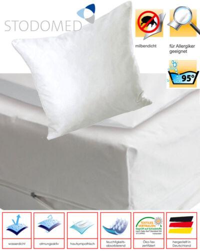 STODOMED ENCASING Nässeschutz Allergieschutz milbendicht Matratzenschonbezug