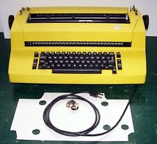 Ibm Selectric Ii Correcting Yellow Parts Or Repair Great Cosmetic Condition
