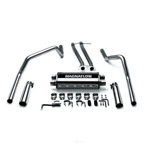 Magnaflow 16741 Stainless Steel Dual Cat-Back Exhaust System