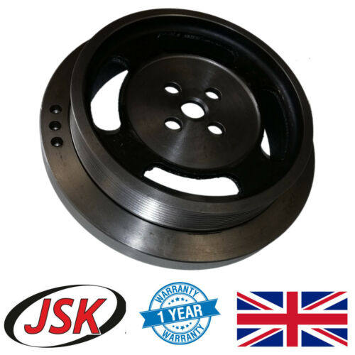 Genuine Cummins Vibration Damper Harmonic Balencer 6BT 6BTA 6BTAA DAF Iveco Case