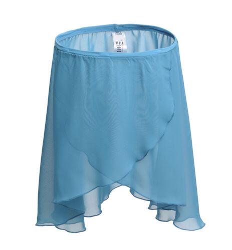 RAD Examination Wear Bloch BU601 Wrap Skirt