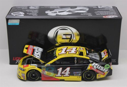 CLINT BOWYER #14 2018 RUSH TRUCK CENTERS ELITE 1//24 SCALE IN STOCK NEW FREE SHIP