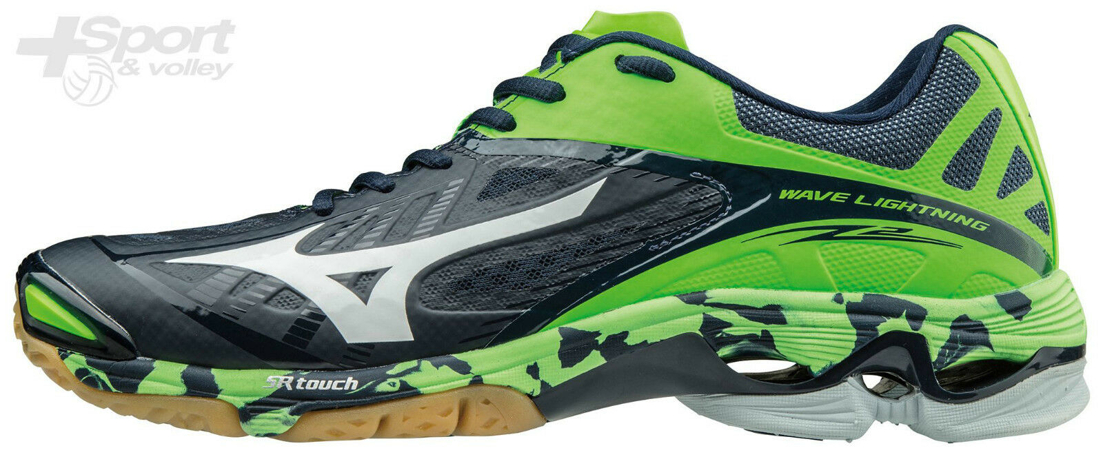 Scarpa volley Mizuno Wave Lightning Z2 Low Uomo Uomo Uomo V1GA160006 447e2c