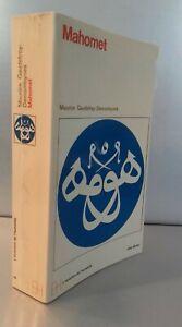 Muhammad Maurice Gaudefroy-Demombines A.Michel 1969 Spilla Be