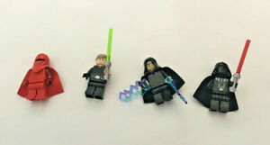 4-X-Lego-Star-Wars-Minifigures-minifigs-from-set-75093-Darth-Vader-Palpatine