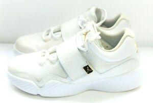 ec9ba6b86c09 MEN S AIR JORDAN J23 WHITE METALLIC GOLD 854557-101 Size 10.5