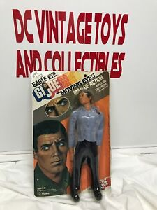 1976-HASBRO-Gi-Joe-Sea-Aventurier-Eagle-Eye-MOVING-EYES-homme-d-039-action