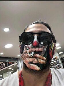Mundschutz Joker