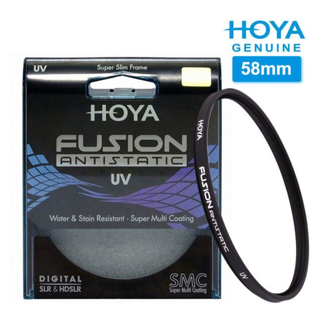 HOYA Super Slim Frame Fusion Antistatic MC UV Filter 37mm