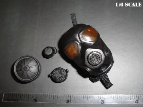 VPU SS-062 Soldier Story 1//6 Scale FBI CIRG M45 Gas Mask