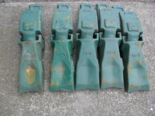 EXCAVATOR BUCKET ESCO STYLE TEETH V33