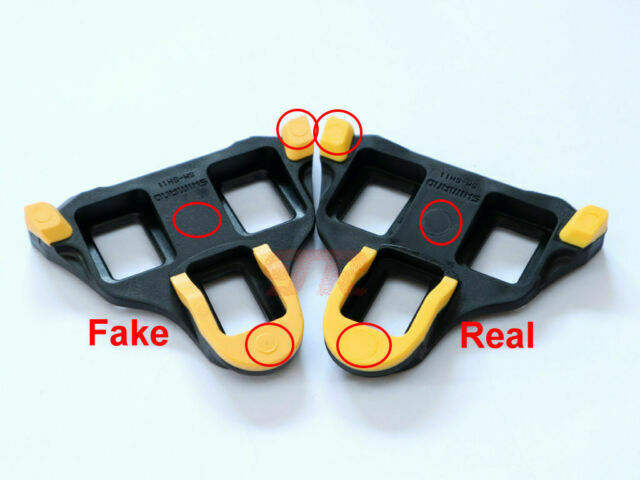 Self-locking Cycling Pedal Road Bike Bicycle Cleat For Shimano SM-SH11 SPD C2Y5